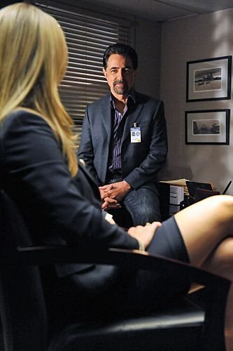 Criminal Minds Season 6 Promotional Episode fotografias Episode 6.24 Supply & Demand
