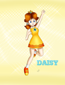 Daisy is the Winner - peach-and-daisy fan art