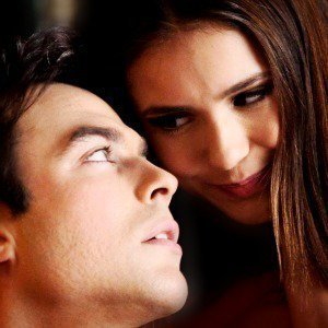 Damon <3 Elena