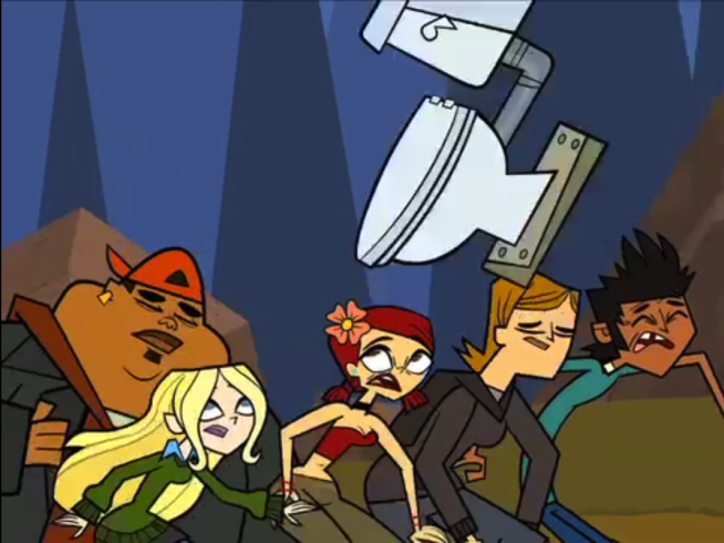 Total Drama Zoey And Dawn: Total Drama Revenge Of The Island's Dawn Images Dawn