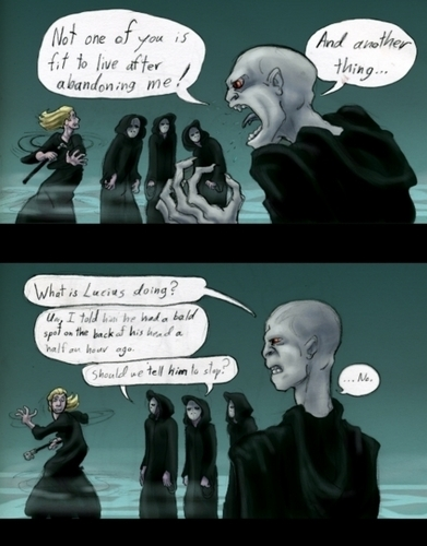 Death Eaters!