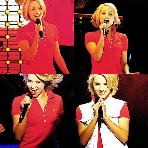 Dianna {Glee Live! 2011}