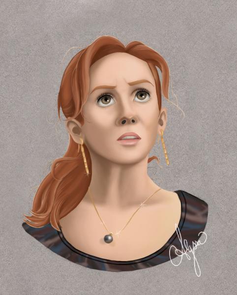 Donna Noble fan Art