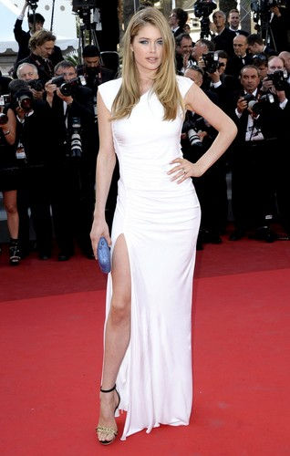"Doutzen Kroes – ""The Beaver"" Premiere in Cannes"