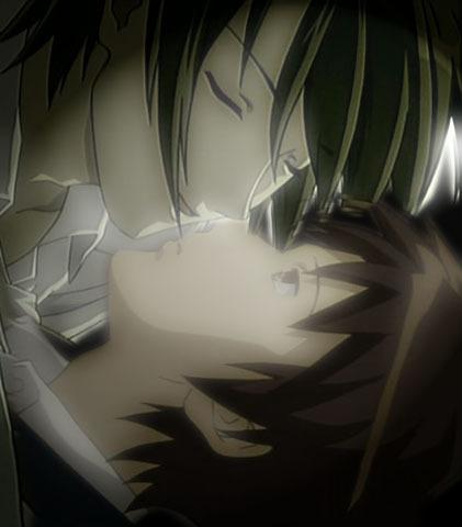 Itsuki x Kyon Dreaming Kiss - Kyon x ItsukiItsuki X Kyon