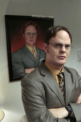 Dwight K. Schrute Acting Manager