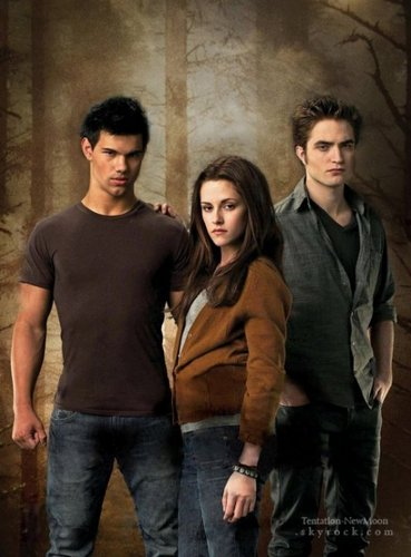 Edward, Bella&Jacob