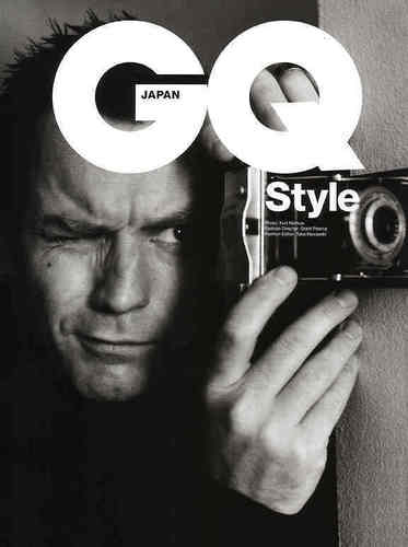 Ewan McGregor on GQ Magazine