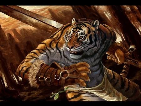 fantaisie Tiger