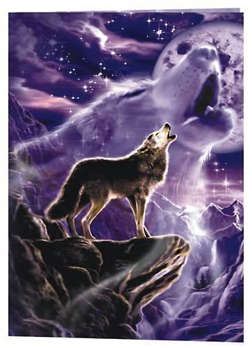 판타지 늑대