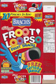Froot Loops fruit snacks