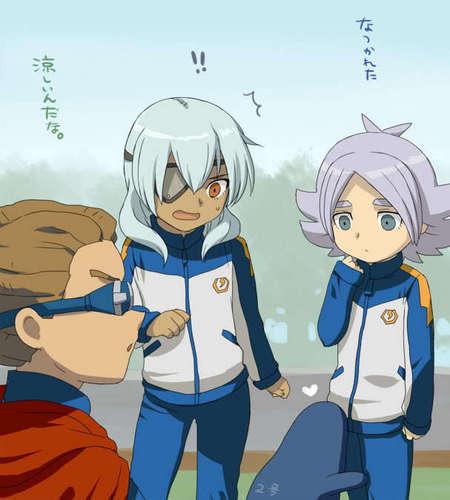 Fubuki, Kido e Sakuma