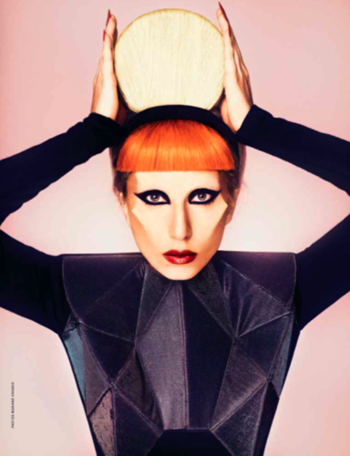 GAGA FOR MADAME FIGARO