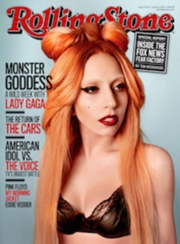 GaGa on RollingStone! (LQ)