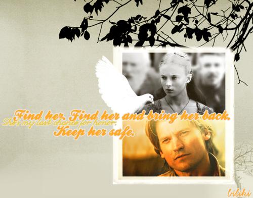 Sansa & Jaime