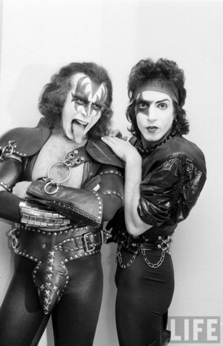 Gene and Paul