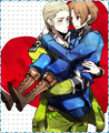 GerIta - hetalia-gerita photo