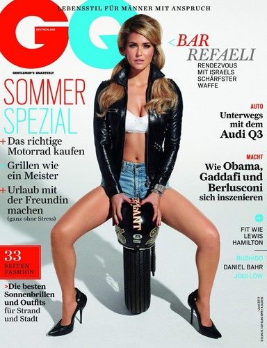 Germany GQ June 2011