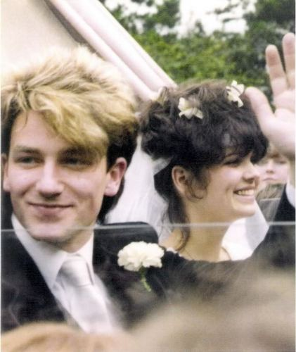 Getting married  - bono Photo