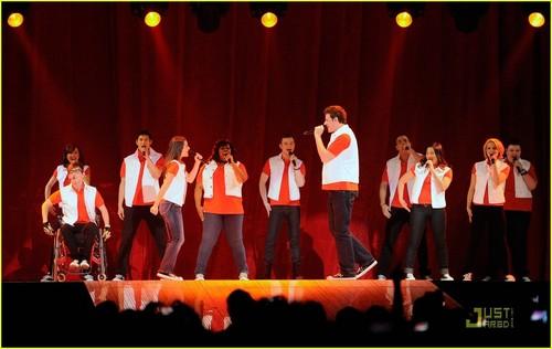 Glee Live Tour