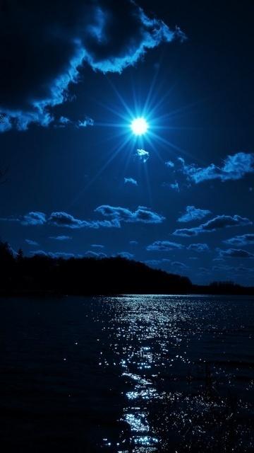 God's Moonlight