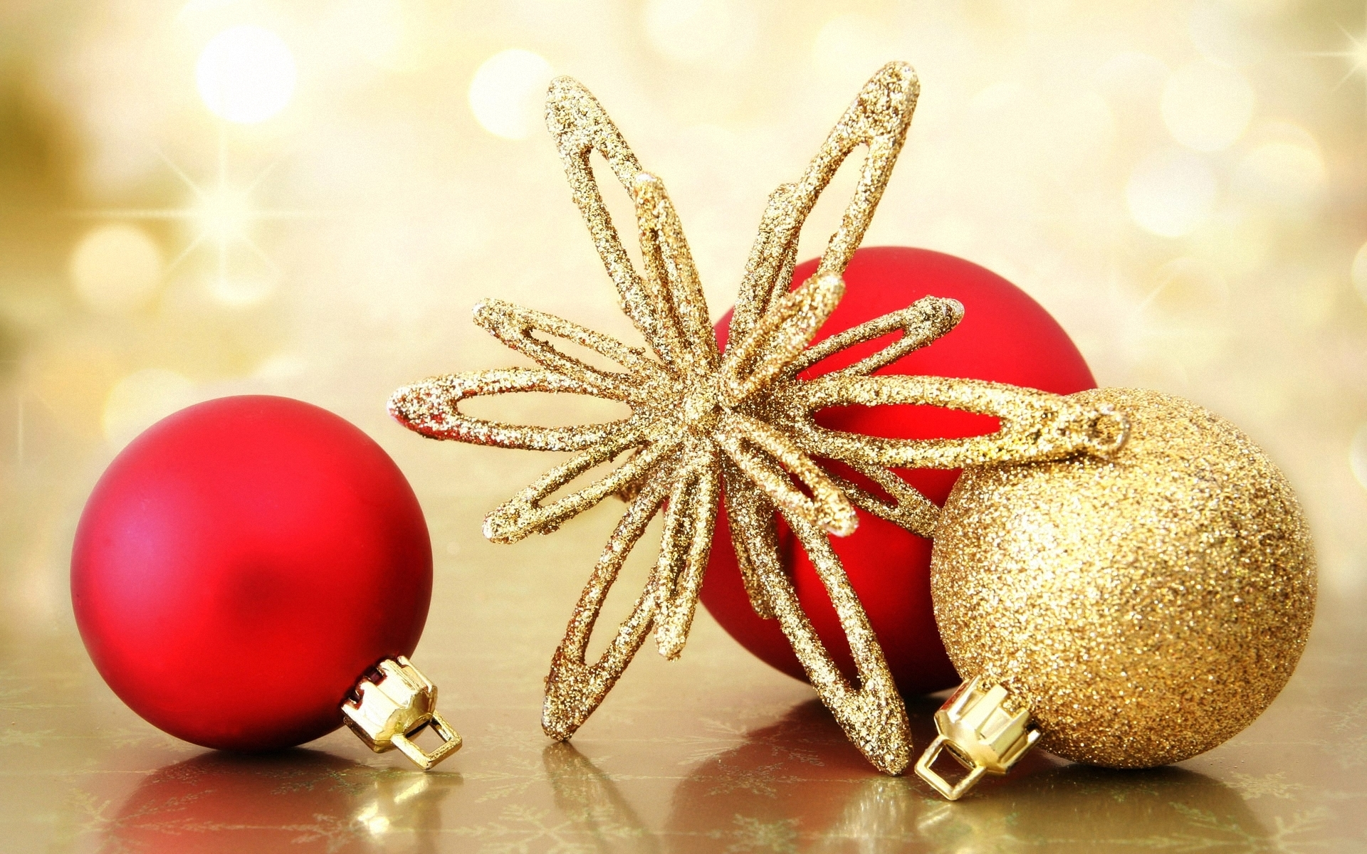 christmas images golden christmas ornaments hd wallpaper and background photos