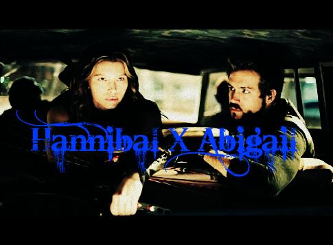 Hannibal X Abigail
