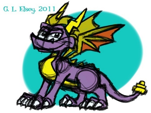 Have a Spyro