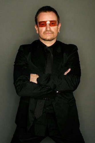 He is madami than awesome just... Bono!