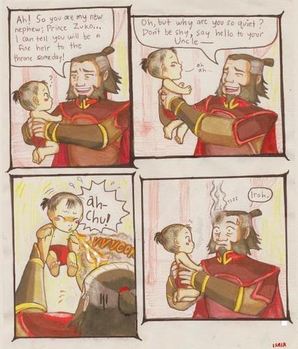 Hello Uncle Iroh