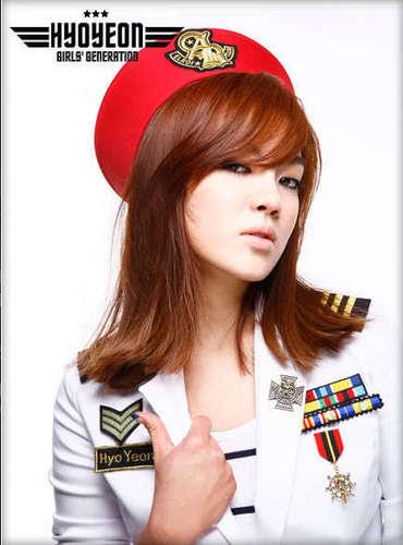 HyoYeon (SnSd) :D