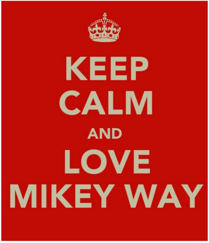 Mikey Way wallpaper possibly with a no parking zone called I Dont Really Know What To Mame This Picture