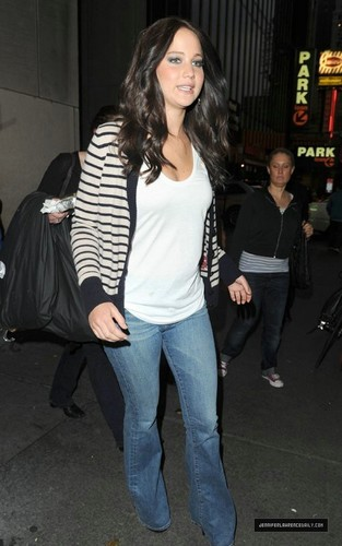 In NYC (May 19, 2011)