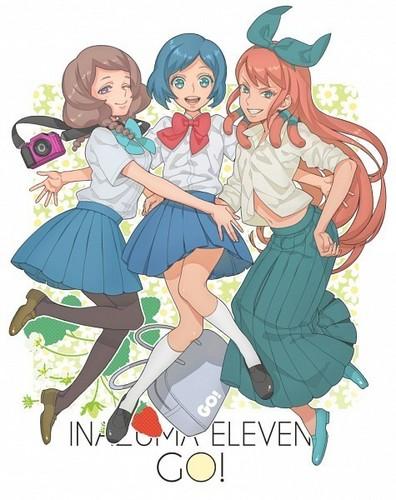 Inazuma Eleven GO Managers