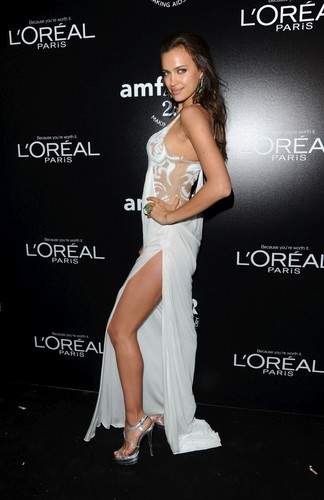 Irina Shayk – 2011 amfAR Cinema Against AIDS Gala in Cannes