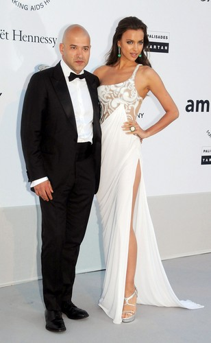 Irina Shayk – 2011 amfAR Cinema Against AIDS Gala in Cannes