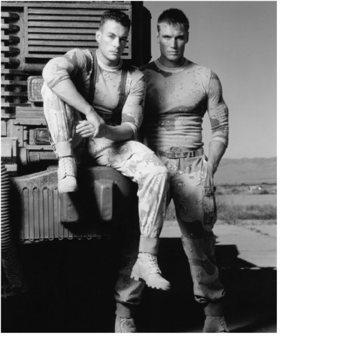 JCVD & Dolph Lundgren ♥