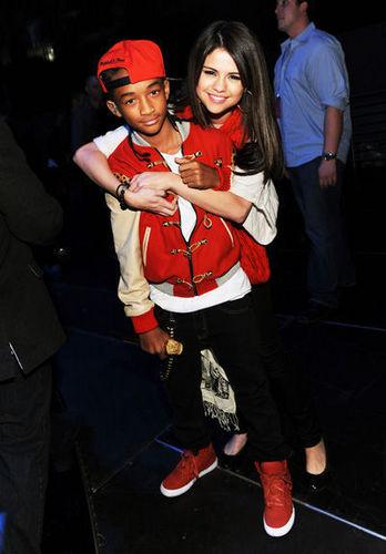 Jaden and Selena
