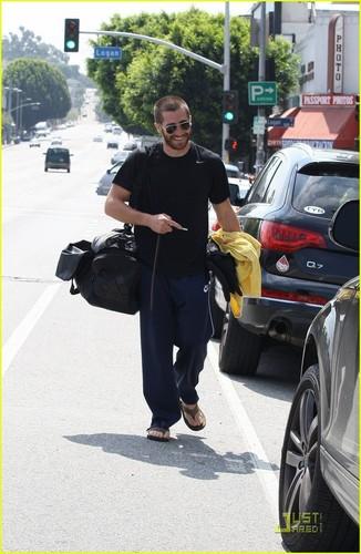 Jake Gyllenhaal: Karate Kid!