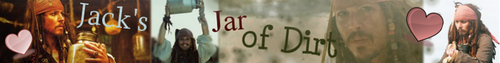 Jar of Dirt Banner