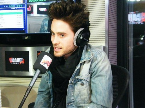 Jared at NRJ