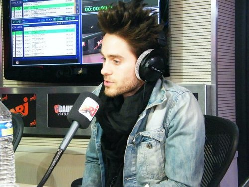 Jared at NRJ