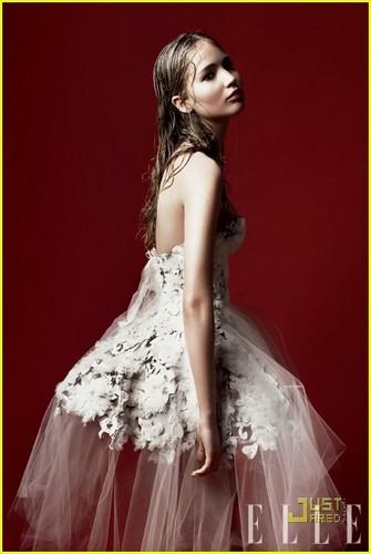 Jennifer Lawrence: New Shoot for 'Elle' Magazine