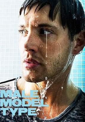 Jensen Ackles: male model type