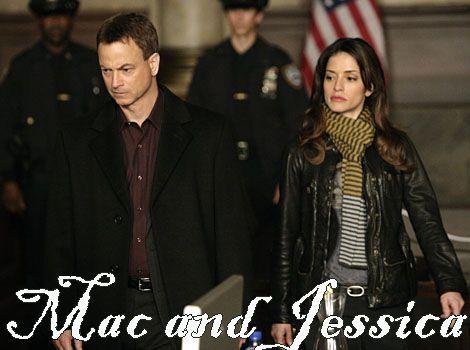 Jessica and Mac