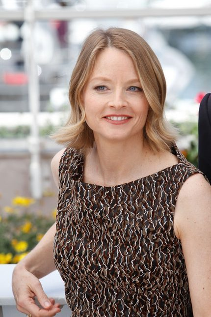 Jodie Foster - Cannes