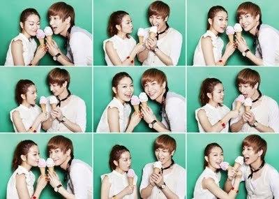 Joo and leeteuk