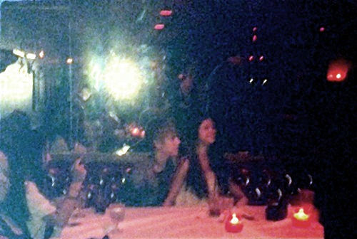 at concert by ernie halter) - justin-bieber-and-selena-gomez Photo
