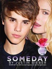 Justin Bieber Perfume - SOMEDAY