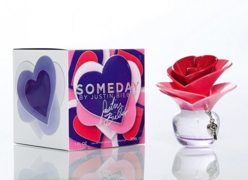 Justin Bieber new perfume called Someday. - justin-bieber photo